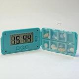 Medicijndoos met 8 alarmen_