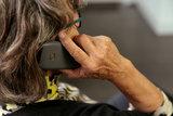Senioren mobiel met grote toetsen_