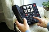 Seniorentelefoon met foto toetsen (huistelefoon)_