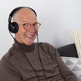 Senioren koptelefoon_