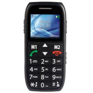 Senioren mobiel met grote toetsen