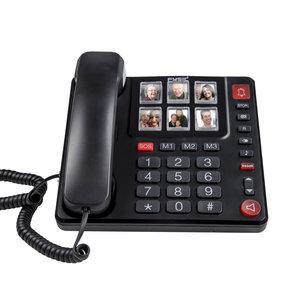 Seniorentelefoon met foto toetsen (huistelefoon)